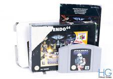 Star Wars: Sombras del Imperio en Caja-N64 Nintendo 64 PAL [1]