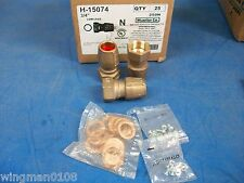 """Mueller H-15074 ~ 3/4"""" Insta-Tite Coupling Fcs X Cts - Qty. 1"""