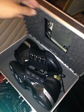 NEW NIKE AIR JORDAN 17 BLACK SILVER Size 8 -NEW WITH CASE