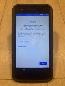 LG Aristo 2 LM-X210 Cellphone (Gray 16GB) Metro PCS Google Locked