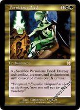 1 FOIL Pernicious Deed - Gold Apocalypse Mtg Magic Rare 1x x1