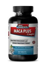 Zinc Vitamins -  Maca Plus Complex 1275mg - Testosterone Boost Tablets 1B