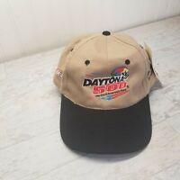 Vintage Daytona 500 Great American Race  Feb 20, 2000  Strap Back Hat Cap