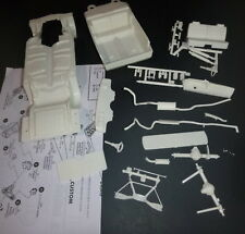 A70CI 1970 CHEVY IMPALA CHASSIS Model Car Mountain 1/25
