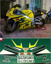 Suzuki Motorcycle Decals & Stickers