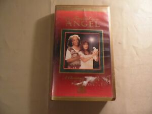 "Touched by an Angel ""A Christmas Miracle"" Used VHS Tape / Free USA Shipping"