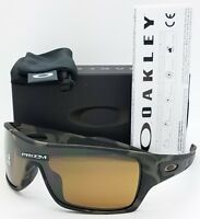 NEW Oakley Turbine Rotor sunglasses Olive Camo Prizm Tungsten 9307-17 AUTHENTIC