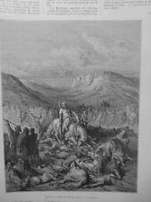 1886 IE PERSONNALITE MORT JACQUES DE MAILLE MARECHAL TEMPLE