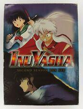 InuYasha - Season 2 (DVD, 2005, 5-Disc Set)
