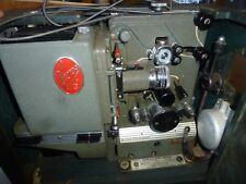 Vintage VICTOR  16 MM Movie Film Projector 65-10 Mark II Shutter w/ Sound