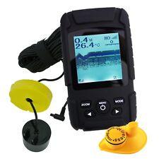 Wired / Wireless Fish Finder Waterproof Fishfinder Sonar Tranducer Sonar Sensor