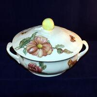 Villeroy & Boch Bouquet Schüssel mit Deckel und Griff neuwertig