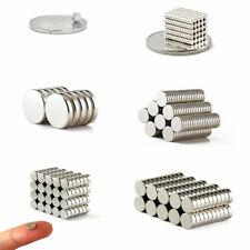 "Neodyme magnete al neodimio magnetiq DISCO ROND 1.5mm x 1.5mm n38 0.06/"" x 0.06/"""