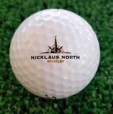 RARE - NICKLAUS NORTH WHISTLER BC (1) LOGO GOLF BALL - Titleist