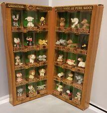 Original ARA Miniatures Complete Set Pocket Pets Pure Wool Vintage Austria EXC!