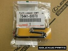 "Lexus LS430 (2001-2006) OEM Genuine REAR Trunk ""LS"" LOGO EMBLEM"