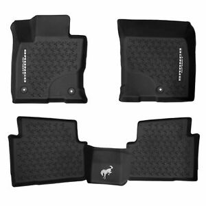 OEM 2021 Ford Bronco Sport ALL WEATHER FLOOR LINERS MATS TRAYS - MP1Z7813300AA
