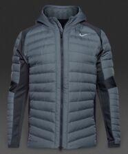Nike Aeroloft 800 Hybrid Jacket 810195-065 Grey Size XXL Tall New RRP £230