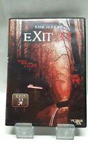 Exit 33 DVD (OOP Very Rare Hard To Find)--Kane Hodder