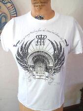 Women's Junior Teens Tee T-Shirt Micros Clothing Company Size Small/8