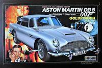 Doyusha 1/24 ASTON MARTIN DB5 007 Goldfinger with James Bond & Odd Job figures !