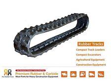 Rubber Track 230x96x31 MITSUBISHI mm15 mm15-7 mm15T FERMEC 114 115 EXCAVATOR