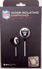 NFL Oakland Raiders iHip EarBud