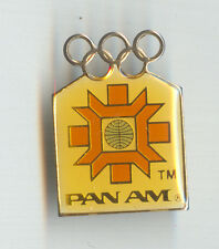 PAN AM Airlines XIV Olympic Winter Games Sarajevo-84 Badge