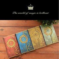 """Pharaoh Notes"" 1pc Journal Diary Vintage Hard Cover Vintage Pocket Planner Memo"