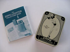 Zippo lighter The Varga Girl 1935 issue 1993 MIB w  Zippo Lighter Collector  Bk