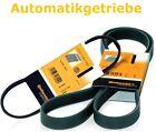 2X Contitech Keilrippenriemen BMW 3er E46 316-318 i/ci Klima + Lima Neu