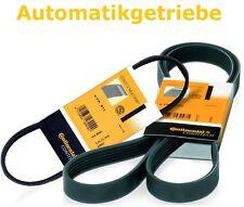 2x Contitech zeppa NERVATURE CINGHIA BMW 3er e46 316-318 i/ci CLIMA + LIMA NUOVO