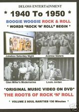 BOOGIE WOOGIE ROCK N ROLL R&B KING LOUIS JORDAN 1940s