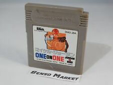 JORDAN VS BIRD ONE ON ONE DMG-JBA MICHAEL VERSUS LARRY GAMEBOY JP JAP GIAPPONESE