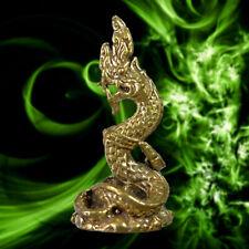Thai Amulet Phayanak Naka Snake Serpent Magic Wealth Talisman Lucky Holy Fetish