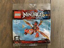 LEGO Ninjago Polybag 30422 Kai Mini Dragon Neuf Sachet Scellé