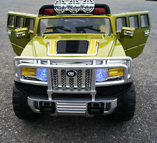 Hummer Style Kids  Ride on Battery Powered Electric Car /Remote Control