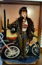 Harley Davidson BARBIE #2 in Limited Edition Collection 1998