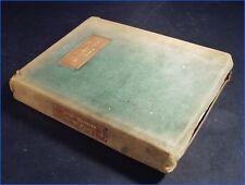 ROYCROFT 1902 LITTLE JOURNEY EMINENT ARTISTS ,  HAND ILLUMINATED, E. HUBBARD