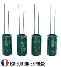 Kit de réparation Tireuse à Bière KRUPS / SEB Condensateurs 1000uF 25V LOWESR