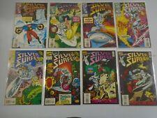 Silver Surfer Comic Lot (2nd Series) #90-142 + 3 ANN (40 DIFF) 8.0 VF - 1988-94