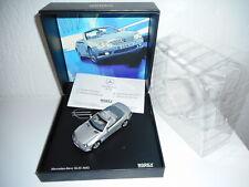 Norev 1/43 - Coffret Mercedes SL 55 AMG V8 Kompressor