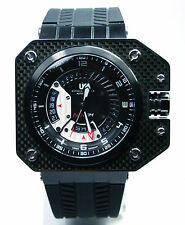 UHR-KRAFT HELICOP CUBE,  14401/2A,  AUTOMATIC MOVEMENT, 10ATM, DAY AND DATE