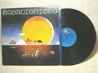 THE MOONLIGHTERS - RARE DEMO - VINYL LP RECORD - AMH1009 - 1977 AMHURST RECORDS