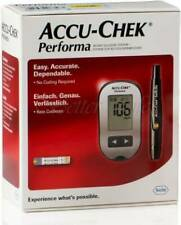 Accu-chek Perfoma Blood Glucose Meter Sugar Monitoring System kit  with Strips