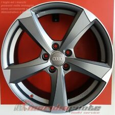 ICAN MAD CERCHI IN LEGA 18 8J ET35 5X112 66,5 MADE IN ITALY X AUDI A6 A4 Q3 Q5 S