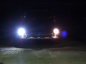 Sunbeam Tiger/Alpine  LED Headlight Upgrade  High Performance Lighting