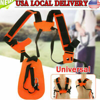 Full Harness Shoulder Strap For STIHL FS 90/95/100/131/96/56 Weed Eater Trimmer