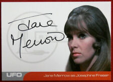 UFO - JANE MERROW as Josephine Fraser - VERY LIMITED Autograph Card (JM2)