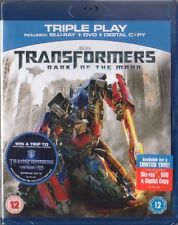 Transformers 3 - Dark Side of the Moon - Blu-ray
